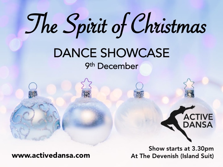 AD Christmas Showcase